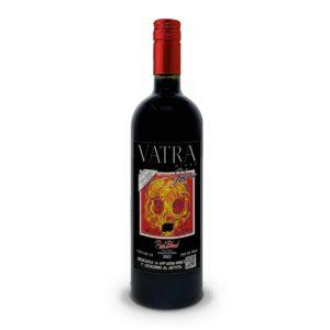 Vino Tinto Vatra Wines Galería Red Calavera Naranja 750 ml